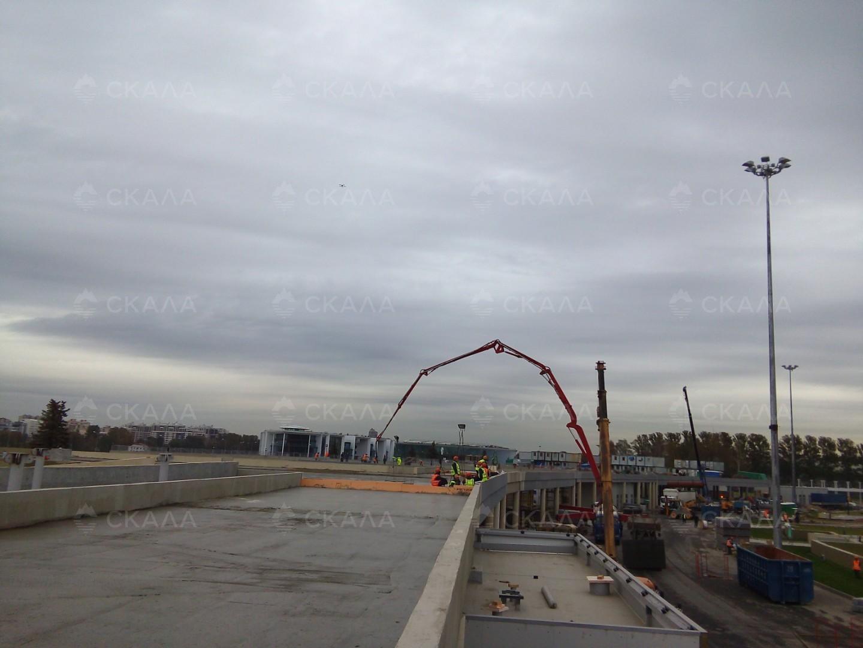 Город остров бетон остатков бетона